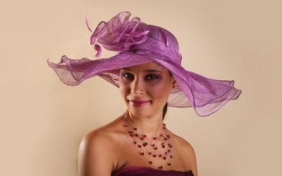 chapeaux mariage