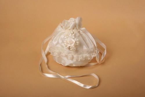 Porte-monnaies à fleurs pour la mariée